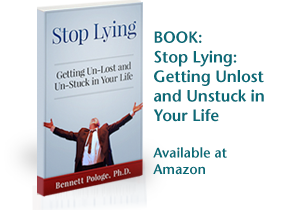 Stop Lying Book